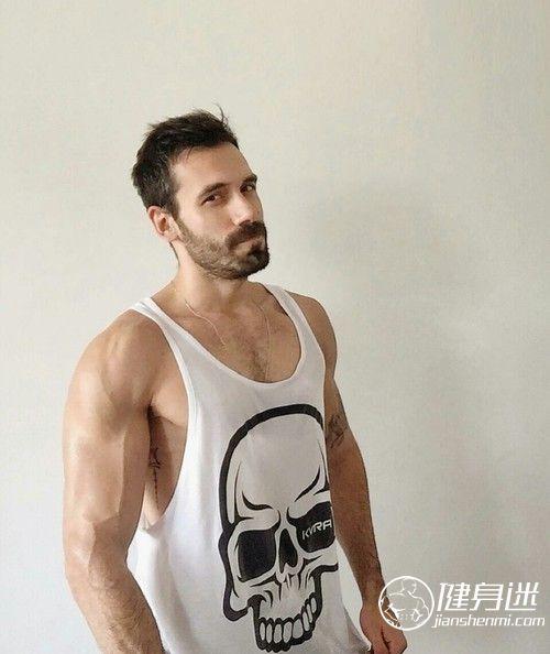 健身房服装搭配 男生去健身穿什么服装